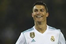 Ronaldo é embaixador do peditório da Liga Contra o Cancro