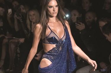 Sensualidade invade semana de moda