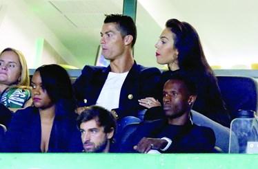 Ronaldo e Georgina casam no próximo ano