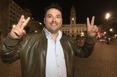 Vencedor do 'Secret Story' é número dois de Costa Pereira