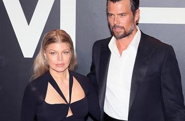 Fergie quebra silêncio sobre o divórcio