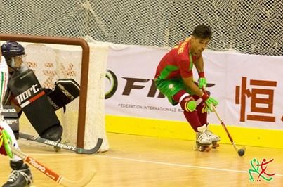 Portugal nos quartos de final do Mundial de hóquei em patins
