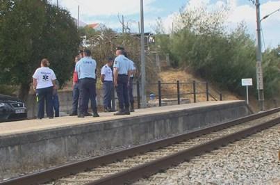 Criança morre colhida por comboio na Guarda