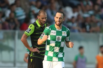 Sporting esbarra na muralha do Moreirense
