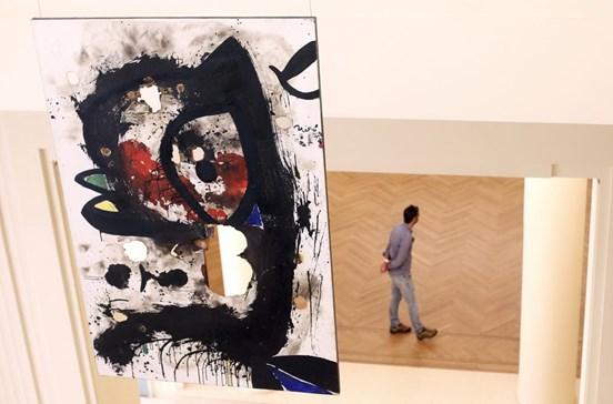 Câmara do Porto vai custear manutenção e seguro da coleção Juan Miró