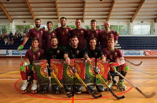 Portugal perde final do Mundial de hóquei em patins nos penáltis