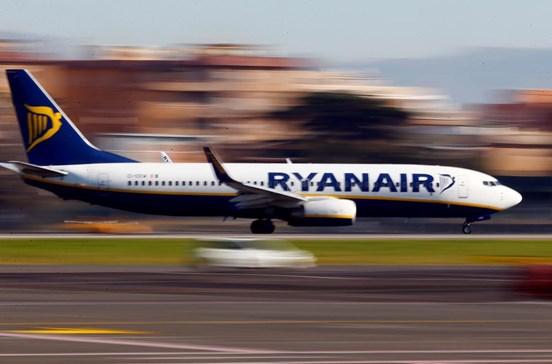 Espanha pondera multa de 4,5 milhões à Ryanair por cancelamento de voos