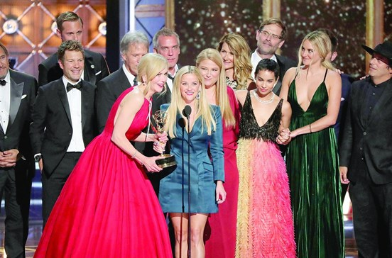 Elas dominaram Óscares da TV