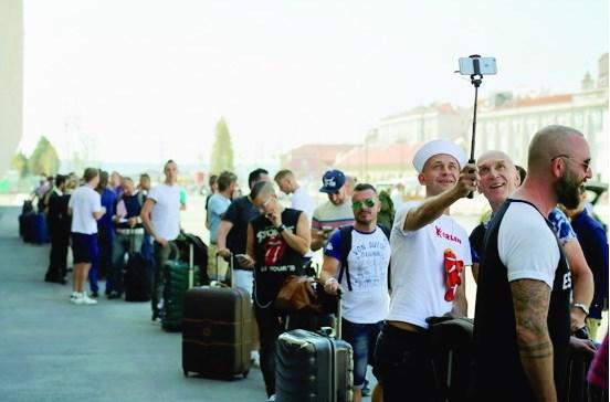Maior cruzeiro gay já partiu de Lisboa