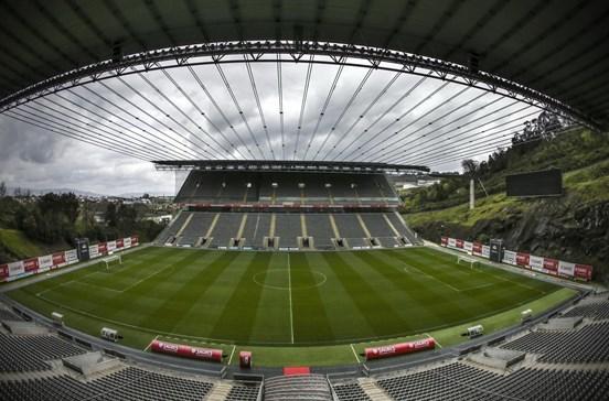 Câmara de Braga condenada a pagar mais três milhões pelo Estádio Municipal