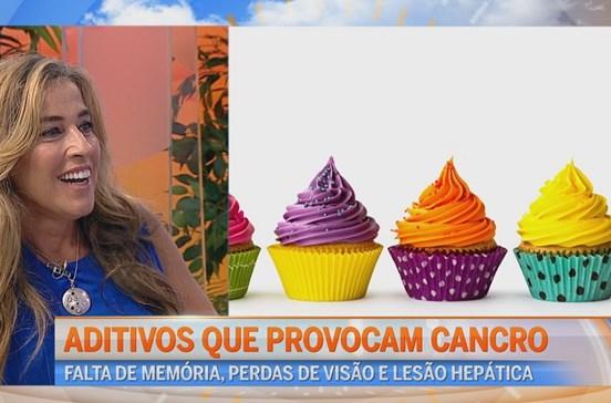 Aditivos que provocam cancro