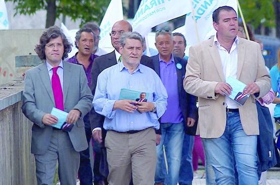 """O adversário é o laxismo"", diz Narciso Miranda"