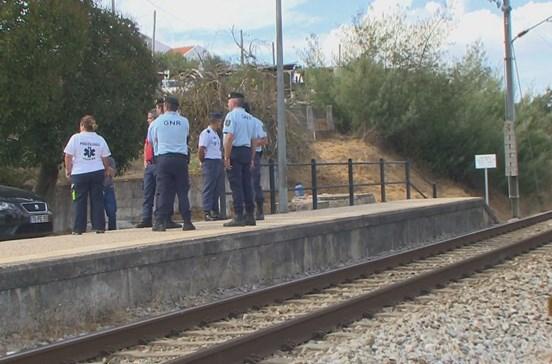 Criança morre atropelada por comboio na Guarda