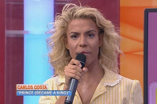 Carlos Costa deslumbra no Manhã CM