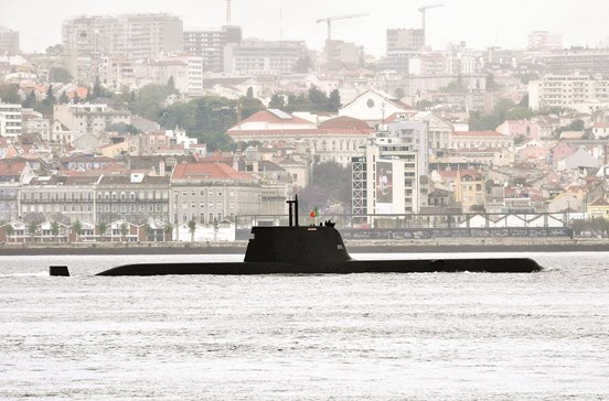 Manutenção dos submarinos custa 8,5 milhões por ano