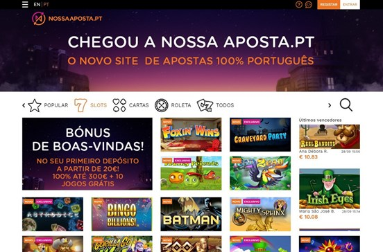 Portugueses já podem jogar a 'Nossa Aposta'