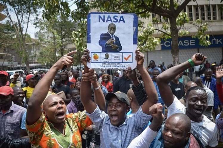 Terremoto político no Quênia com anulação do resultado de eleição presidencial