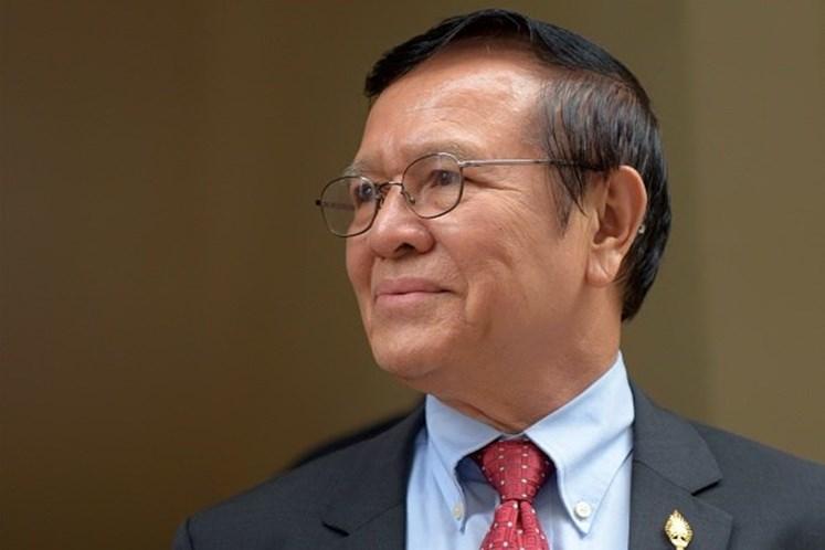Líder da oposição do Camboja detido em Phnom Penh