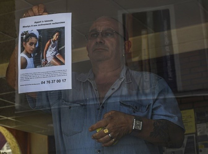 DNA de menina é encontrado e suspeito é preso — Caso Maëlys