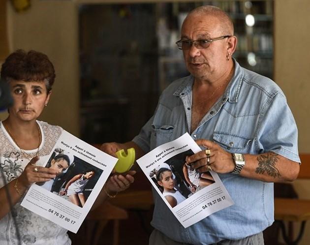 Pais de Maëlys Araújo negam conhecer o suspeito do rapto