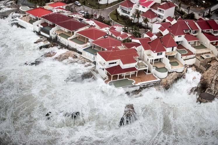Furacão Irma perde intensidade nas Bahamas