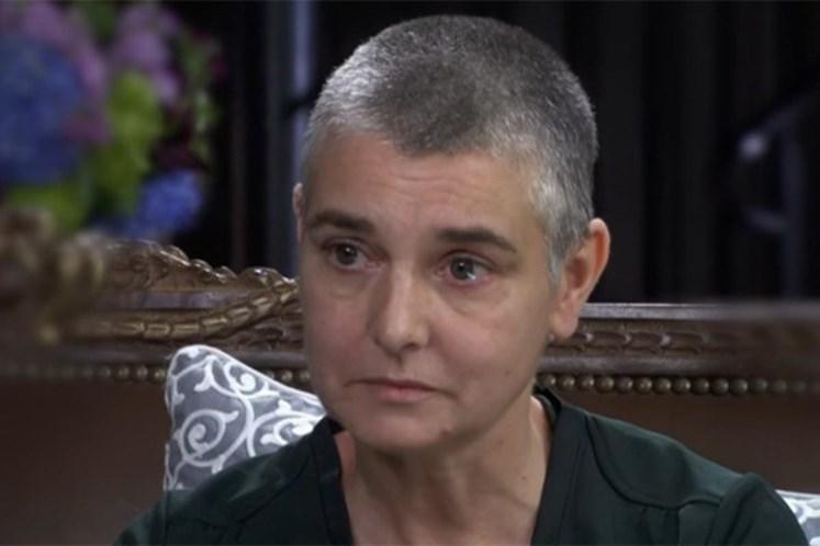 Sinead O'Connor maltratada pela mãe em
