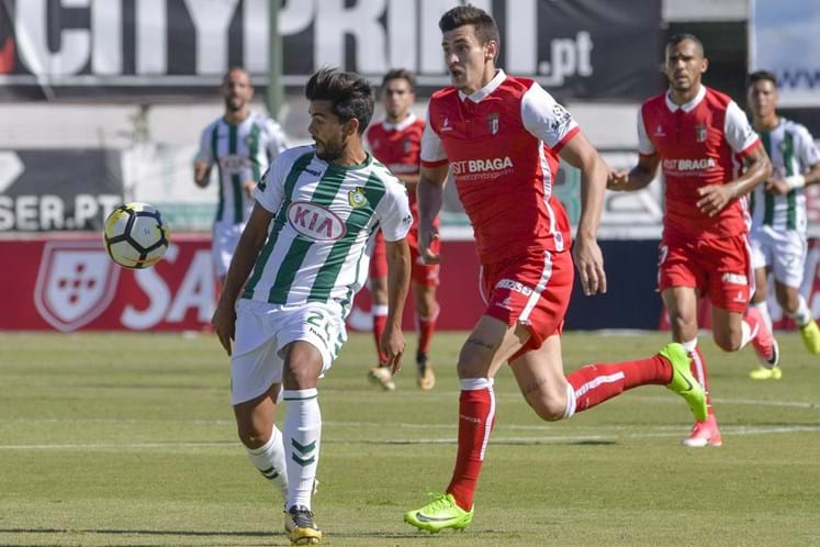 V. Setúbal-Sp. Braga, 2-0 (resultado final)