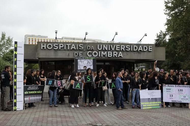 Ministério propõe suplemento para enfermeiros especialistas. Sindicatos não estão convencidos