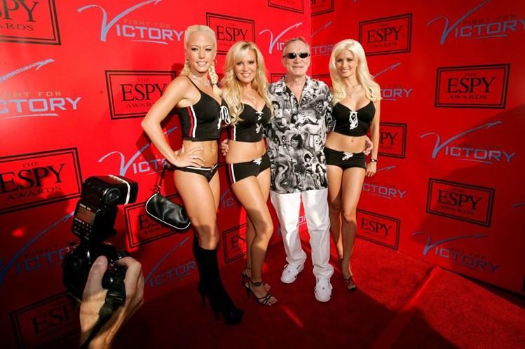 Morre Hugh Hefner, fundador da Playboy, aos 91 anos
