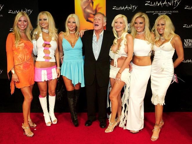 Fundador da revista Playboy, Hugh Hefner morre aos 91 anos