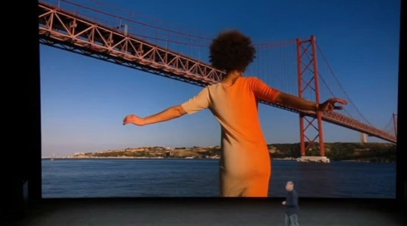 Apple apresenta iPhone 8 com fotos de Lisboa
