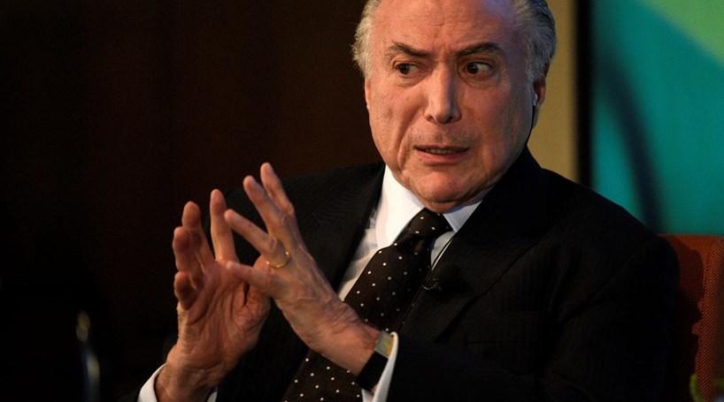 Presidente do Brasil tem obstrução na artéria coronária