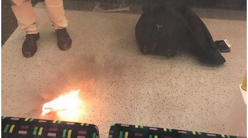 Pânico no metro de Londres após incidente