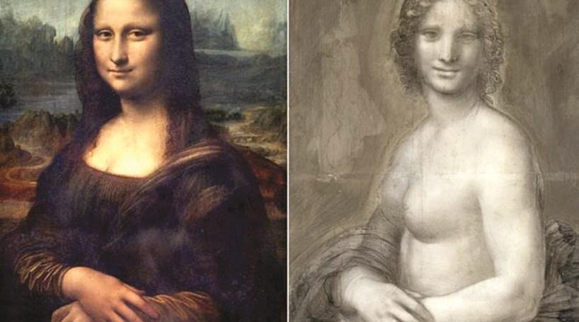 A Mona Lisa nua de Leonardo da Vinci?