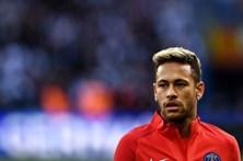 Justiça brasileira condena Neymar a pagar multa de um milhão de euros