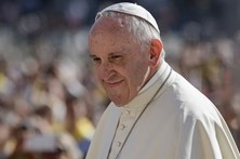 Papa envia mensagem às vítimas dos incêndios em Portugal