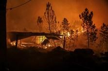 Incêndios mais preocupantes em Arganil, Lousã e Sertã