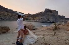 Casamentos proibidos após foto de sexo oral de noivos