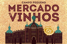Campo Pequeno recebe 6ª edição do Mercado de Vinhos