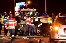 Jovem grávida morreu a tentar fugir às chamas na A25