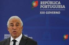 António Costa em Bruxelas para Conselho Europeu dominado pelo 'Brexit'