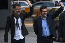 Líderes de associações independentistas da Catalunha em prisão preventiva