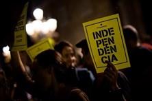 Várias manifestações para protestar contra detenções na Catalunha
