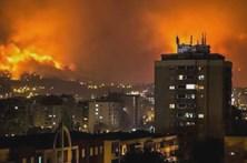 """Braga dá """"crédito na fatura"""" a quem usou água própria para combater chamas"""
