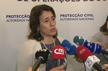 Ministra da Administração Interna diz que não é tempo de demissões