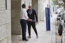 Armando Vara visita Sócrates
