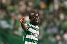 Doumbia titular no Sporting no jogo da Taça contra o Vilaverdense
