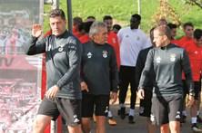 Rui Vitória exige rigor e concentração ao Benfica