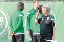Sporting vai jogar palmo a palmo com Juventus