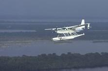 Queda de avião da Greenpeace na Amazónia faz um morto